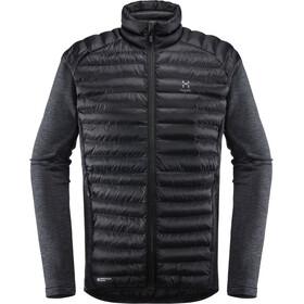 Haglöfs M's Mimic Hybrid Jacket True Black
